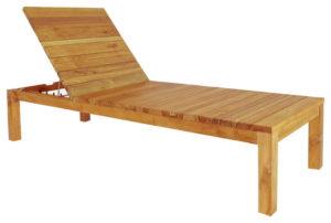 Лежак для сауны