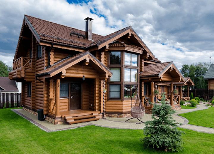 Бревно или брус: выбор материала для строительство дома